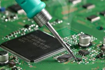 Microsoldering